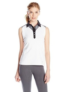 Cutter & Buck Women's Drytec Whitney Sleeveless Polo