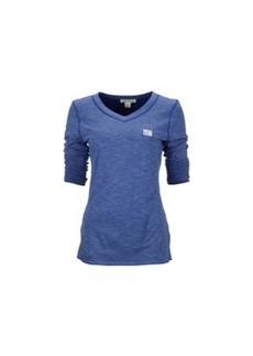 Cutter & Buck Women's New York Giants Reversible Formation T-Shirt
