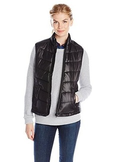 Cutter & Buck Women's Weathertec Double Major Quilted Vest