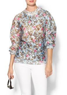 Cynthia Rowley Bonded Sweatshirt
