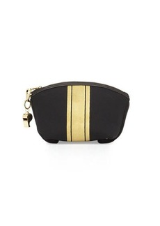 Cynthia Rowley Cody Striped Small Clutch Bag
