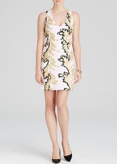 Cynthia Rowley Dress - Bonded Deep V-neck