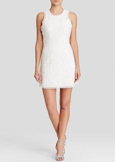 Cynthia Rowley Dress - Sleeveless Lace Shift