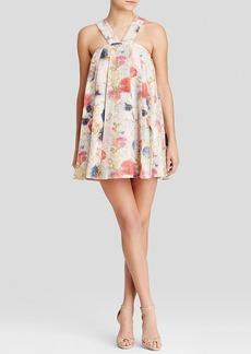 Cynthia Rowley Dress - Watercolor Spot Print