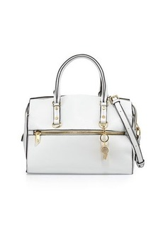 Cynthia Rowley Dylan Leather Satchel Bag