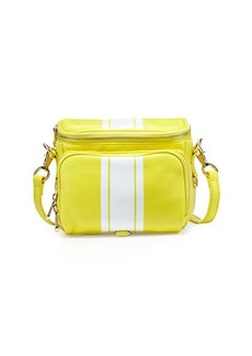 Cynthia Rowley Finn Contrast-Stripe Camera Bag