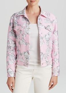 Cynthia Rowley Jacket - Bonded Floral