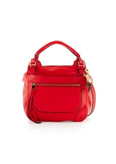 Cynthia Rowley Juno Large Leather Satchel Bag