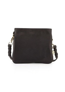 Cynthia Rowley Nixie Leather Crossbody Bag