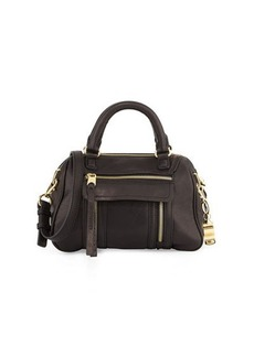 Cynthia Rowley Reece Mini Leather Satchel Bag