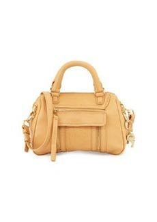 Cynthia Rowley Reece Mini Leather Satchel Bag, Vachetta