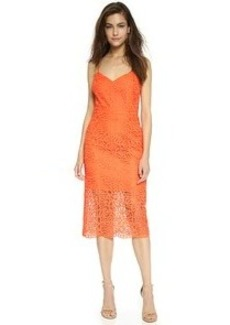 Cynthia Rowley Spaghetti Strap Boho Lace Dress