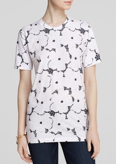 Cynthia Rowley Tee - Bloomingdale's Exclusive Oversize Lace