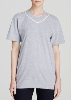 Cynthia Rowley Tee - Exclusive Pearl