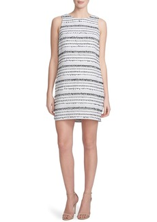 Cynthia Steffe 'Anna' Bouclé Shift Dress