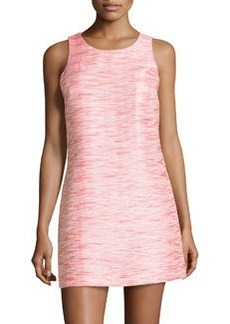 Cynthia Steffe Arlington Striped Sleeveless Shift Dress, Desert Rose