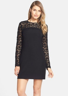 Cynthia Steffe 'Aviva' Crepe Shift Dress