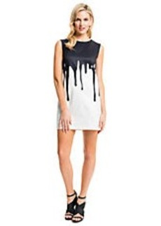 CYNTHIA STEFFE Blair Contrast Shift Dress