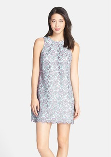 Cynthia Steffe 'Blair' Lace Sleeveless Shift Dress