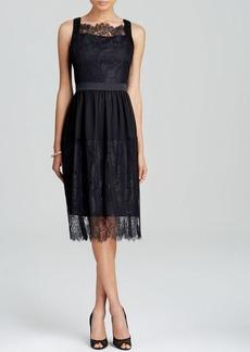 Cynthia Steffe Dress - Aria Sleeveless Chantilly Lace