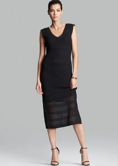 Cynthia Steffe Dress - Clemmie V Neck Crochet