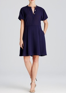 Cynthia Steffe Dress - Ellie Puff Sleeve Fit and Flare