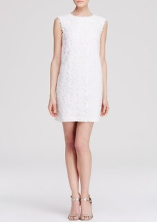 Cynthia Steffe Dress - Rayna Sleeveless Lace Shift