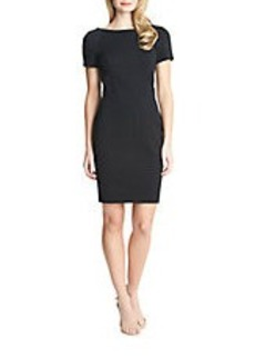 CYNTHIA STEFFE Drop Back Sheath Dress