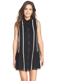 Cynthia Steffe Drop Waist Dress