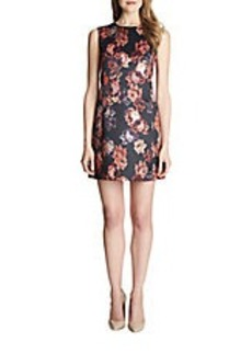 CYNTHIA STEFFE Gabrielle Floral Shift Dress