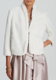 Cynthia Steffe Jacket - Faux Fur Chubbie