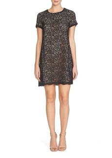 Cynthia Steffe Kayte Lace Shift Dress