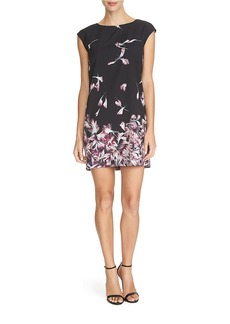 CYNTHIA STEFFE Kelly Dancing Petals Shift Dress