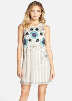Cynthia Steffe 'Lola' Beaded A-Line Dress