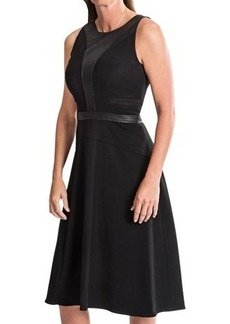 Cynthia Steffe Loran Illusion Dress - Sleeveless (For Women)