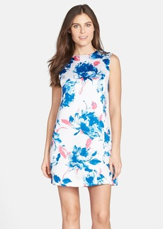Cynthia Steffe 'Maggie' Floral Print Sheath Dress
