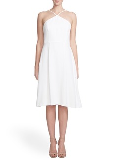 Cynthia Steffe 'Meredith' Halter A-Line Dress