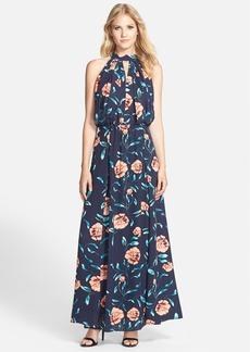 Cynthia Steffe 'Pippa' Floral Georgette Maxi Dress