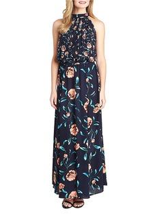 CYNTHIA STEFFE Pippa Floral Maxi Dress