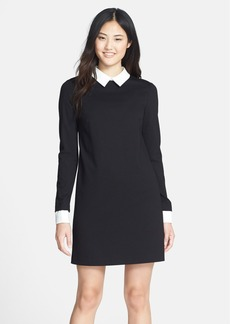 Cynthia Steffe Ponte Shirtdress