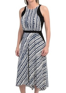 Cynthia Steffe Raelyn Printed High-Low Dress - Sleeveless (For Women)