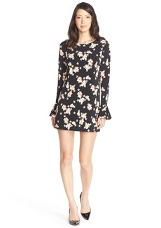 Cynthia Steffe 'Raine' Floral Shift Dress