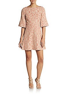 Cynthia Steffe Saira Bell Sleeve Dress
