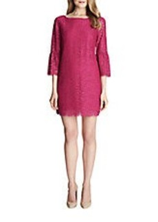 CYNTHIA STEFFE Sarah Corded-Lace Shift Dress