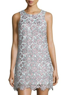 Cynthia Steffe Sleeveless Blair Shift Dress