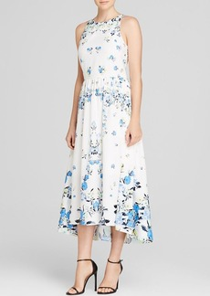 Cynthia Steffe Sydney Sleeveless Print Midi Dress - Bloomingdale's Exclusive