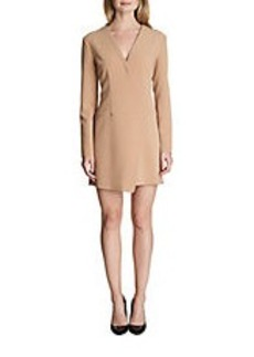 CYNTHIA STEFFE Victoria Faux Wrap Dress