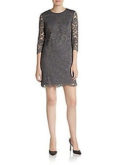 Cynthia Steffe Vida Lace Shift Dress