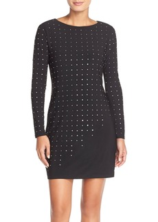 Cynthia Steffe 'Natasia' Embellished Body-Con Dress