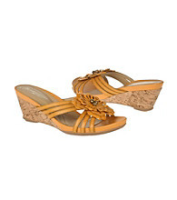 "Naturalizer® ""Sana"" Wedge Sandals"